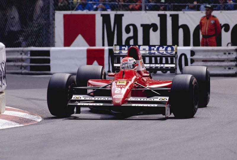 6位 エマニュエル・ピロ : 【F1】1991年 第4戦 モナコGP - NAVER まとめ