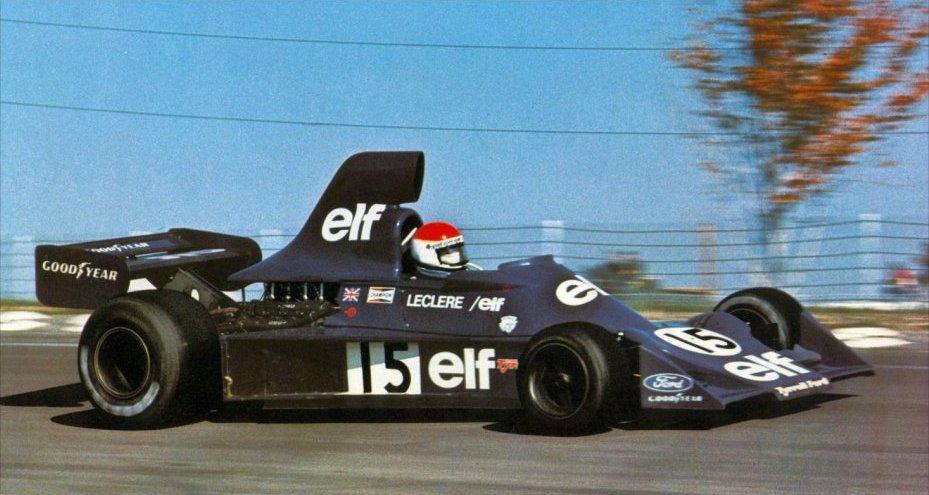 Monte Carlo Car >> Michel Leclère