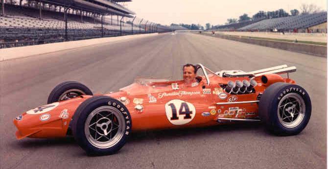 Ford Indy Car Engine