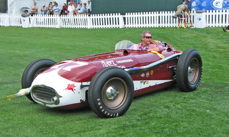 Vintage Indy Race Cars For Sale