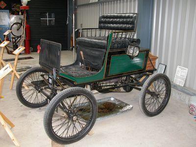 Locomobile stream de 1901